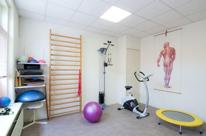 praktijk-hoograven-fysiotherapie-acupunctuur-oefenkamer